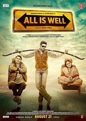 All Is Well (2015)  (DVDRip)