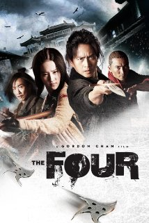 The Four (2012) (BR Rip)