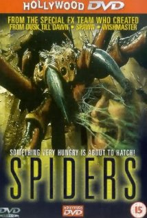 Spiders (2000) (DVD)