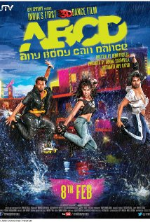 Any Body Can Dance (DVD) (2013)