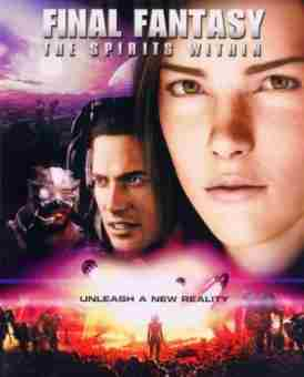 Final Fantasy -The Spirits Within (2001) (DVD)