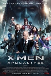 X-Men: Apocalypse (2016) (BR Rip) - New Hollywood Dubbed Movies
