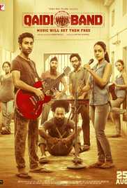 Qaidi Band (2017) (DVD Rip)