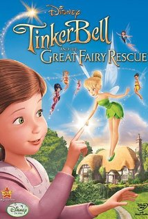 Tinker Bell 2 and the Great Fairy Rescue (2010) (Br Rip)