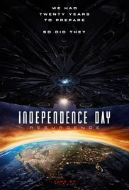 Independence Day: Resurgence (2016) (BR Rip) - New Hollywood Dubbed Movies