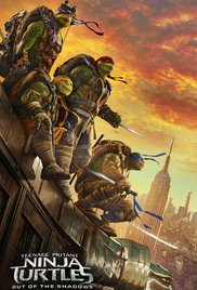 Teenage Mutant Ninja Turtles: Out of the Shadows (2016) (BR Rip)