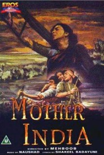 Mother India (1957) (DVD)