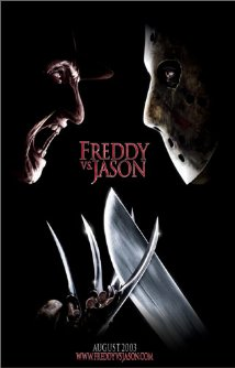 Freddy vs Jason (2003) (DVD)