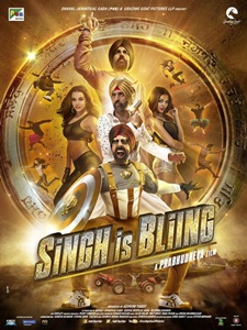 Singh Is Bliing (2015) (BR Rip) - New BollyWood Movies