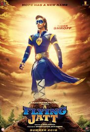 A Flying Jatt (2016) (DVDScr)