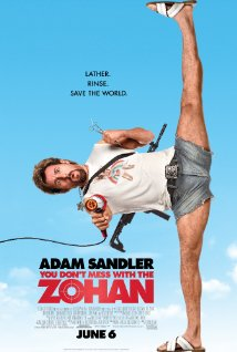 You Dont Mess with the Zohan (2008)(Br Rip)