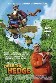 Over the Hedge (2006) (Br Rip)
