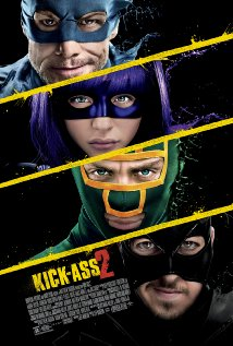 Kick Ass 2 (2013) (BRRip)