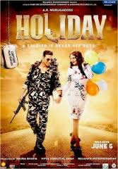 Holiday (2014) DVD Rip
