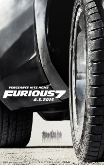Furious 7 (2015) (DVD Scr) - New Hollywood Dubbed Movies